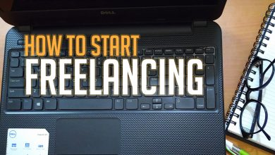 how to start your freelance career, freelancer, fiverr, upwork, work from home