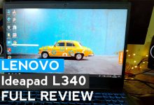 lenovo L340 gaming, laptop, review, 2019 best laptop, nvidia 1650